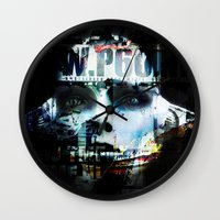 android Wall Clocks featuring Android by Studio46