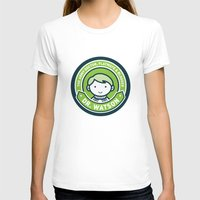 john green T-shirts featuring Cute John Watson - Green by mydeardear