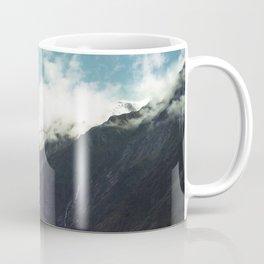 (Franz Josef Glacier) Where the snow melts Coffee Mug