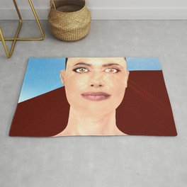 Story Of a Woman: Let's Look Further Rug