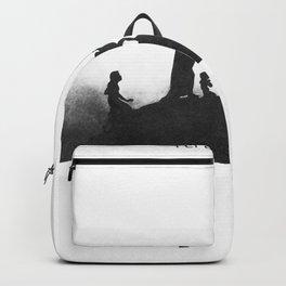 Karl Wilhelm Diefenbach - Per aspera ad astra 1 (1892) Backpack