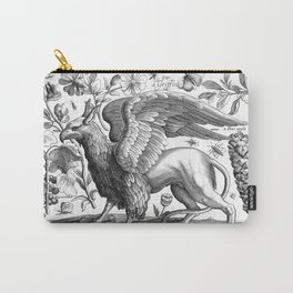 A griffin. Carry-All Pouch