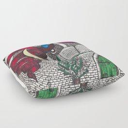 DreamWall Floor Pillow