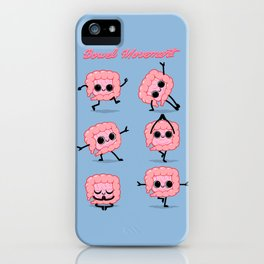 Bowel Movement iPhone Case