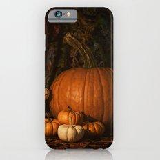 Glow on the Pumpkins Autumn Still Life iPhone 6s Slim Case