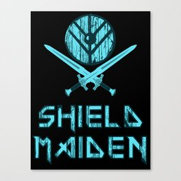 shieldmaiden! #2 Canvas Print