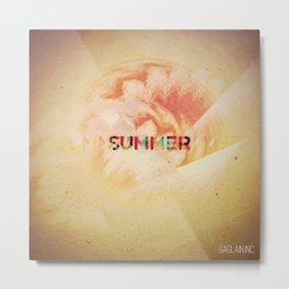 26/06/13 - Summer (if it still exists) Metal Print