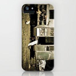 Chicken House iPhone Case