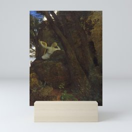 Arnold Böcklin - Sappho Mini Art Print
