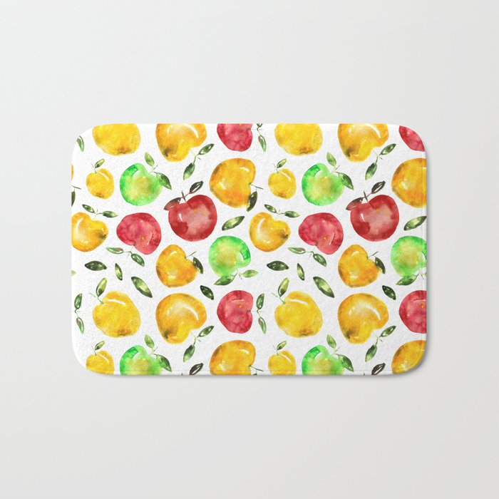 Forbidden fruit Bath Mat