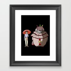 Twisty and Dandy Framed Art Print