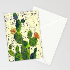 weird cactus Stationery Cards