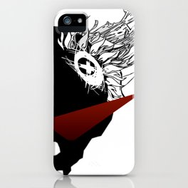 Positive Chaos iPhone Case