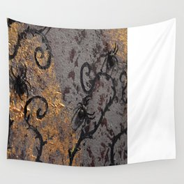 Spiders Wall Tapestry