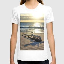 Sunset Driftwood T-shirt