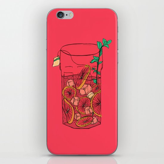 SunTea iPhone & iPod Skin