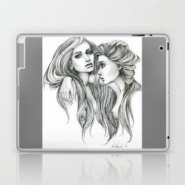 Gemini Mind Laptop & iPad Skin