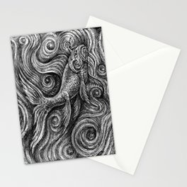 Fish Guardian Stationery Cards
