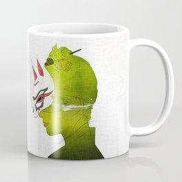 Fox Mask _side face Coffee Mug