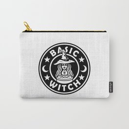 BASIC WITCH Carry-All Pouch