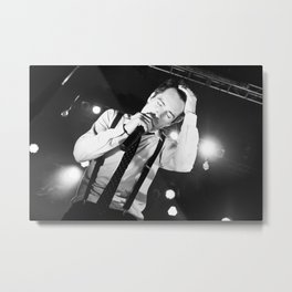 Panic At The Disco - Brendon Urie Metal Print