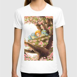 A Spring Scene T-shirt