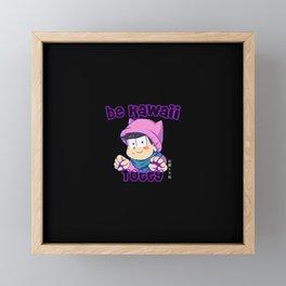 todomatsu Framed Mini Art Print