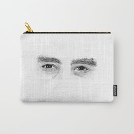 Deep Eyes Carry-All Pouch