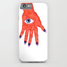 All-Seeing Nails Slim Case iPhone 6s