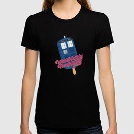 Wibbly Wobbly Timey Wimey Pop T-shirt