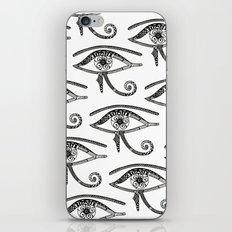 Eye of Horus Tangled iPhone & iPod Skin