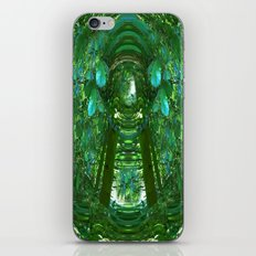 Abstract Gazebo iPhone Skin