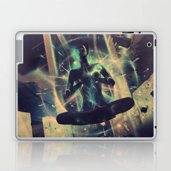 Power Trip Laptop & iPad Skin