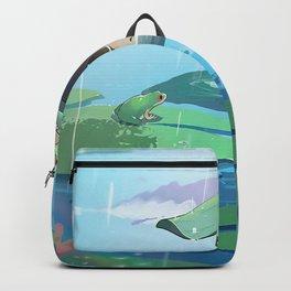 Tsuyu Asui Backpack