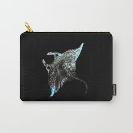 Manta rays in the dark Carry-All Pouch
