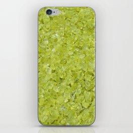 Uranium glass iPhone Skin