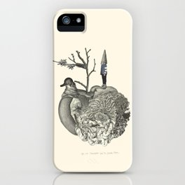 Lima. World. iPhone Case