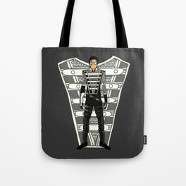 HIStory Promo Military March Jackson 2 Tote Bag