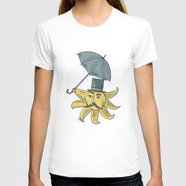 A rainy day T-shirt