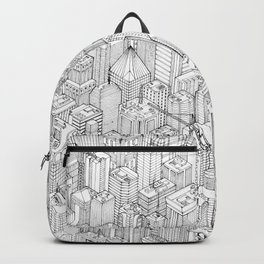 Isometric Urbanism pt.1 Backpack