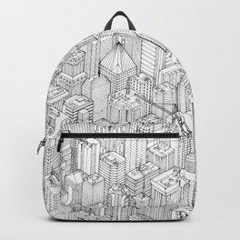 Isometric Urbanism pt.1 Backpack