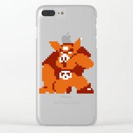 Ganon Clear iPhone Case