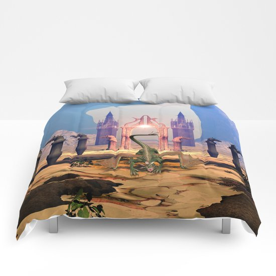 The way Comforters