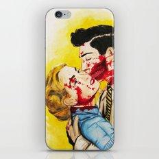Eternal love iPhone & iPod Skin