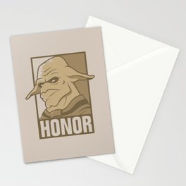 For the Honor Stationery Cards