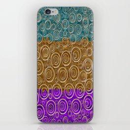 The Bohemian,Starry Night iPhone Skin