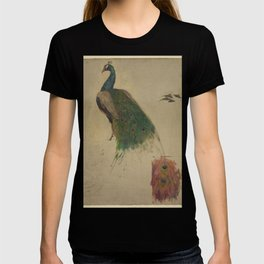 Peacock Sketch T-shirt
