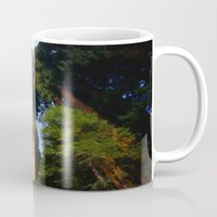 giants Mugs featuring Giants by Robin Curtiss