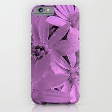Pink Daisies Slim Case iPhone 6s