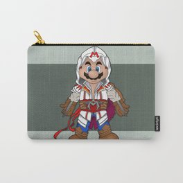 Mario's Creed Carry-All Pouch